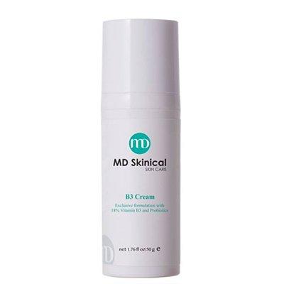 MD Skinical淨妮透 18% B3青春呼吸霜